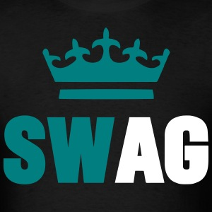 SWAG KING REIGN 2 T-Shirts - Men's T-Shirt