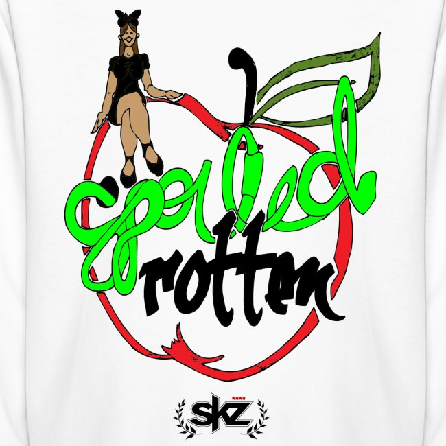 Spoiled Rotten >> Skz Spoiled Kidz Spoiled Rotten Kidz Girl Long Sleeve Gn And
