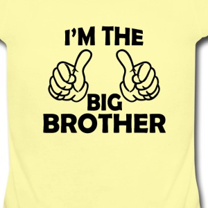 i am the big brother Baby & Toddler Shirts - Short Sleeve Baby Bodysuit