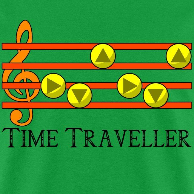 Legend of Zelda Time Traveller