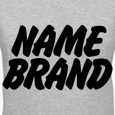 Name Brand Women's T-Shirts