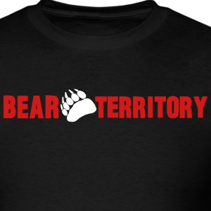 BEAR TERRITORY T-Shirts - Men's T-Shirt