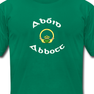 Design ~ Abbott Family Claddagh Tee for Men