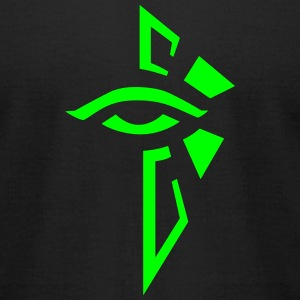 Enlightened Shirt From Ingress - Ingress Shirts - Men's T-Shirt by American Apparel
