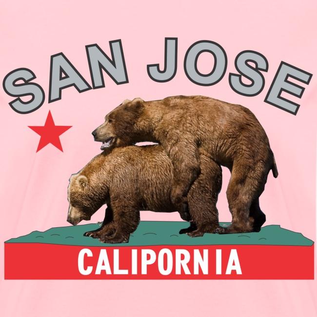 San Jose silver&black f