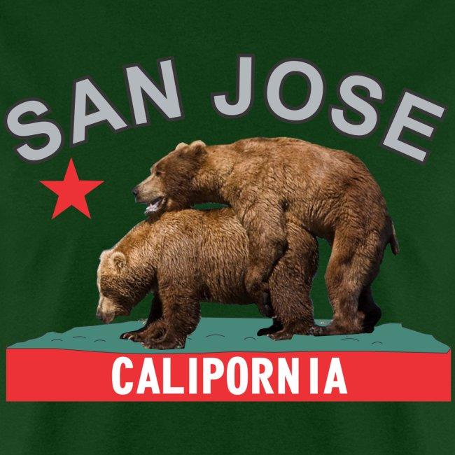 San Jose silver&black