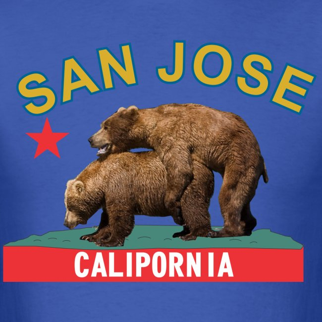 San Jose blue&gold