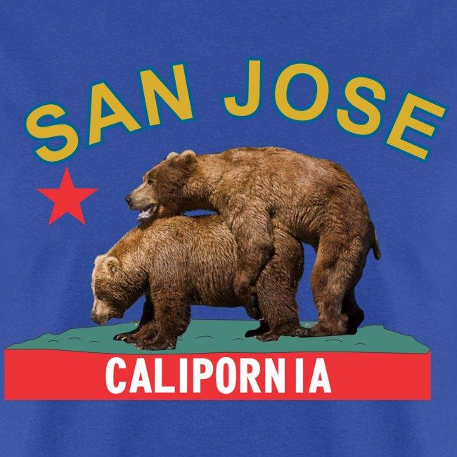San Jose blue&gold