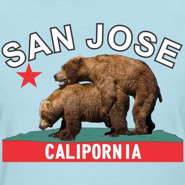 San Jose black&white f