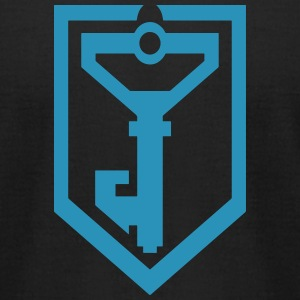 Resistance Shirt From Ingress - Men's T-Shirt by American Apparel