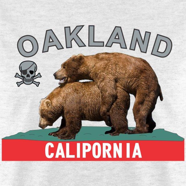 Oakland Silver&Black