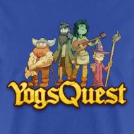 Design ~ Mens Tee: YogsQuest Adventurers
