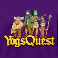 Design ~ Ladies Tee: YogsQuest Adventurers