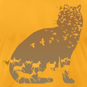 Ocelot ( Phish ) T-Shirts - Men's T-Shirt by American Apparel