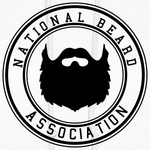 National Beard Association Beards Mustache 1c Hoodies - Women's Hoodie
