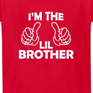 i'm the lil brother  Kids' Shirts - Kids' T-Shirt