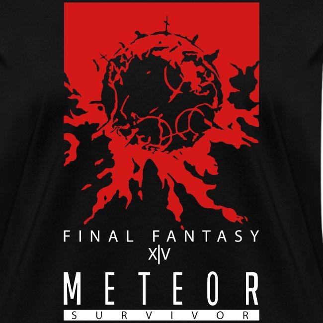 FFXIV:ARR Meteor Survivor Women's Standard T-Shirt