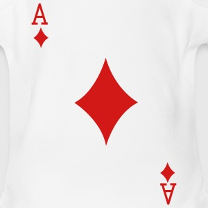 Ace Playing Card Baby & Toddler Shirts - Short Sleeve Baby Bodysuit