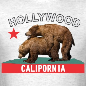 hollywood T-Shirts - Men's T-Shirt