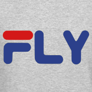 Design ~ Fly Crewneck Sweatshirt