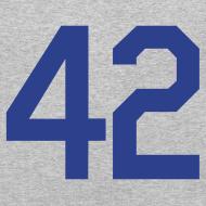 Design ~ Jackie Robinson 42 Crewneck Sweatshirt