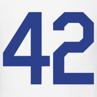 Design ~ Jackie Robinson 42 T Shirt