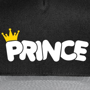 prince Caps - Snap-back Baseball Cap