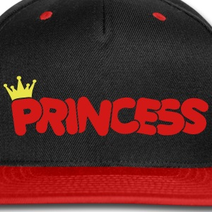 princess Caps - Snap-back Baseball Cap