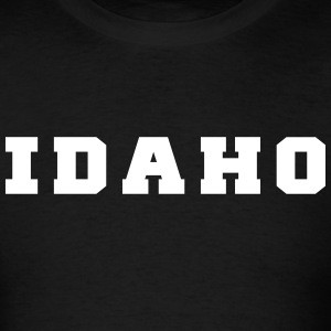 Idaho College T-Shirts - Men's T-Shirt