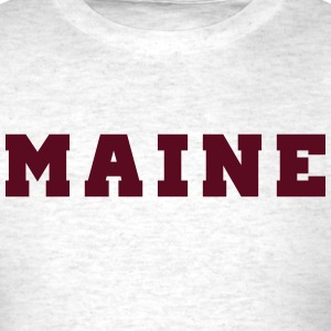 Maine College T-Shirts - Men's T-Shirt