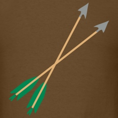 archery arrows patjila2 T-Shirts