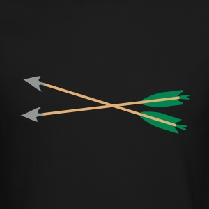 archery arrows patjila2 Long Sleeve Shirts - Crewneck Sweatshirt