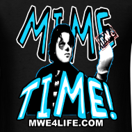 Design ~ MIME TIME! Heavyweight Color T-Shirts