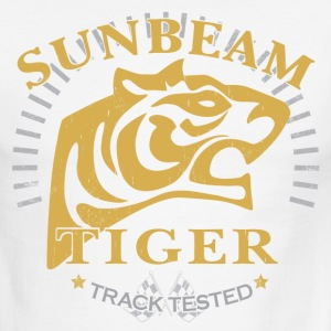 Sunbeam Tiger Track Tested T-Shirts - Men's Ringer T-Shirt