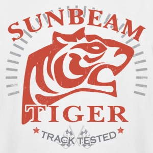 Sunbeam Tiger Track Tested T-Shirts - Men's Tall T-Shirt