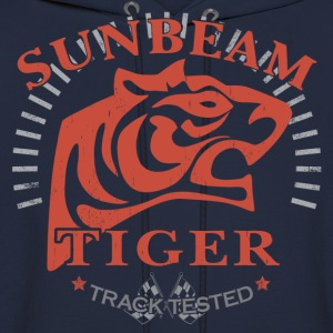 Sunbeam Tiger Track Tested Hoodies - Men's Hoodie