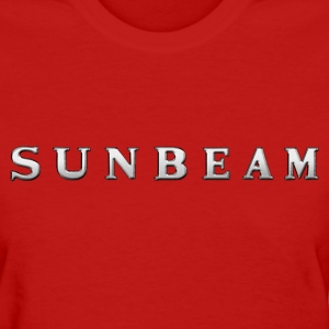 Sunbeam Cars Women's T-Shirts - Women's T-Shirt