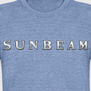 Sunbeam Cars T-Shirts - Unisex Tri-Blend T-Shirt by American Apparel