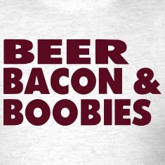BEER BEACON & BOOBIES T-Shirts