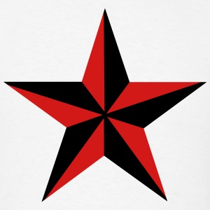 Nautical Star T-Shirts - Men's T-Shirt
