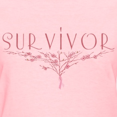 Survivor Tree Women's T-Shirts
