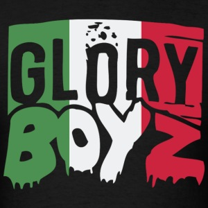 Glory Boyz Italy T-Shirts - Men's T-Shirt