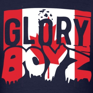 Glory Boyz Canada T-Shirts - Men's T-Shirt
