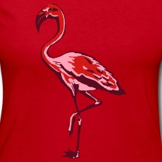 flamingo Long Sleeve Shirts