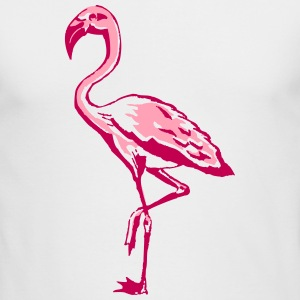 flamingo Long Sleeve Shirts - Men's Long Sleeve T-Shirt by Next Level