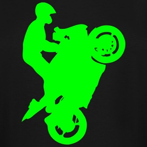 Streetbike Wheely T-Shirts - Men's Tall T-Shirt