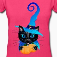Blue Witch Kitty