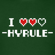 Design ~ I Heart Hyrule