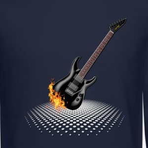 Guitar - Crewneck Sweatshirt