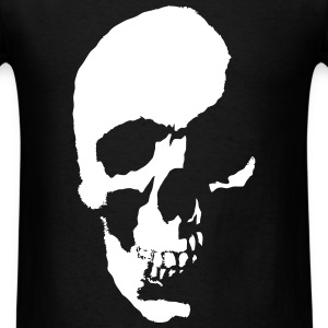 Skull Head T-Shirts - Men's T-Shirt